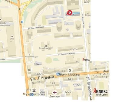 В центре Красноярска продается торгово-офисное помещение 90 кв.м - Фото 3