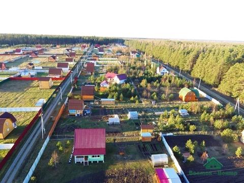 6,5 соток в ДНП Лесное - дер.Юрцово - 85 км Щелковское шоссе - Фото 5