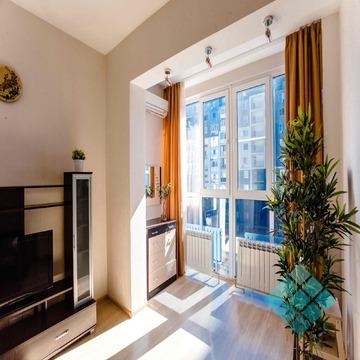 1-комнатная посуточно в новом доме с угловой ванной на Белинского, 15 - Фото 5