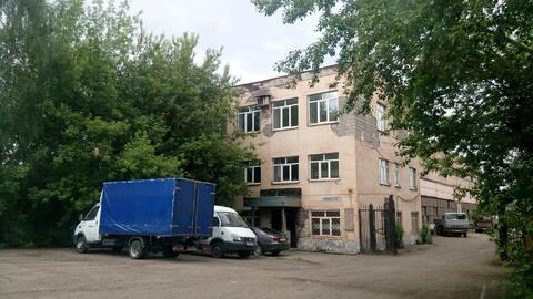 Продам здание абк.административное здание. 3 этажа. 750кв.м. - Фото 1