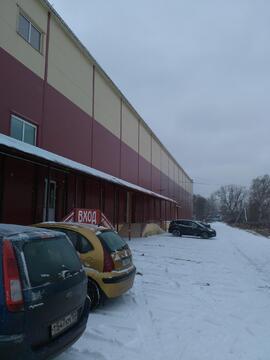 Складской комплекс 5798 кв.м, земельный участок 4945 кв.м. - Фото 1