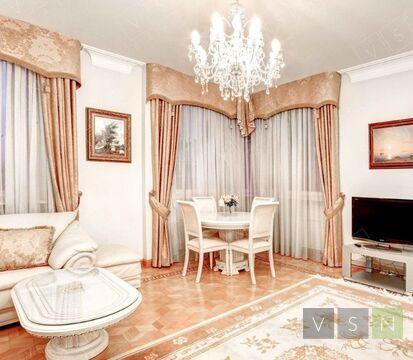 Продается квартира г.Москва, комсомольский проспект - Фото 1