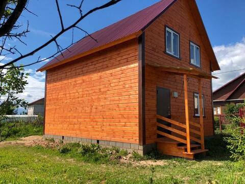 Продается новая дача 120 кв.м. в г.Струнино - Фото 1