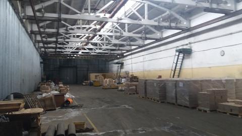 Производственная площадка 10300 кв.м. на 2,8 Га - Фото 1