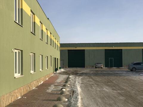 Склады с офисными помещениями класса С пос.Полеводство Екатеринбург - Фото 3