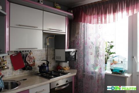 Продается 1-комнатная квартира поселок Новый - Фото 4