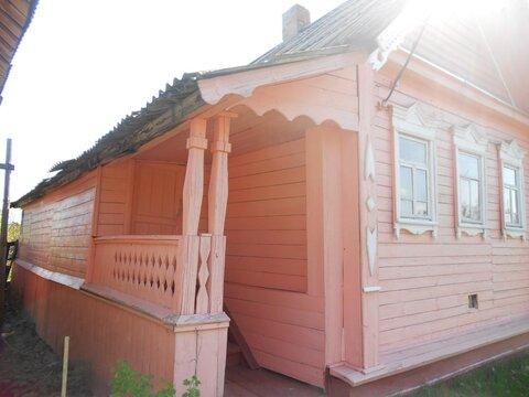 Лесной дом рядом с Окским Биосферным заповедником. - Фото 5