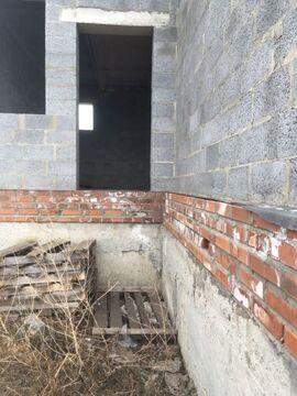 С. Петелино новый не достроенный дом 130 м2 - Фото 3