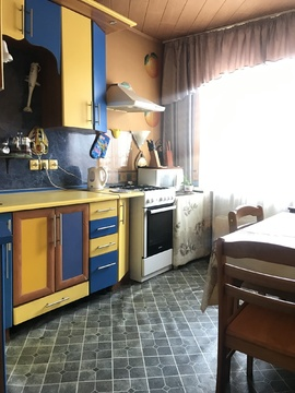 3 комнатная квартира г. Раменское, ул. Приборостроителей, д. 5 - Фото 1