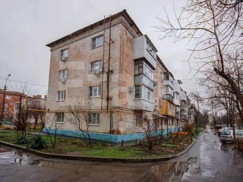 1 500 000 Руб., Продажа однокомнатной квартиры на улице Калинина, 74 в Краснодаре, Купить квартиру в Краснодаре по недорогой цене, ID объекта - 320268916 - Фото 1