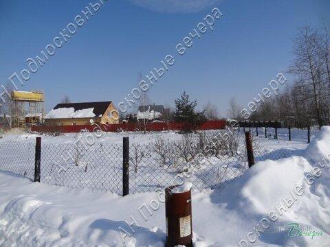 Новорязанское ш. 25 км от МКАД, Еганово, Участок 12 сот. - Фото 3