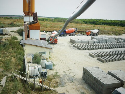 Cтационарный бетонный завод (рбу) п. Новоперсиановка - Фото 4