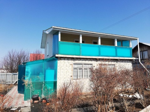 "Дача в СНТ ""Мысы"", участок 8 соток, 2-х этажный дом 73м2 - Фото 5"