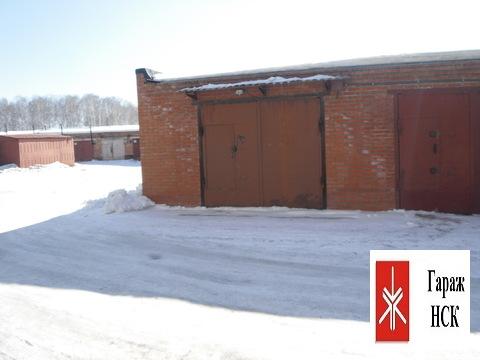 Продам капитальный гараж. ГСК Строитель, Щ Академгородка, Демакова - Фото 1