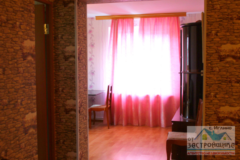 Продам 2-к квартиру, Иглино, улица Чапаева 21/2 - Фото 3
