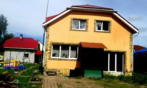 Продам дом 162 кв м на 10 сотках в СНТ Сирень, 38 км выборгского шоссе - Фото 1