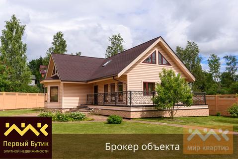 Продается дом, Сосново п, Мичуринская - Фото 1
