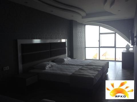 Квартира с видом на море в Ялте 32.6м2 ремонт и мебель люкс - Фото 2