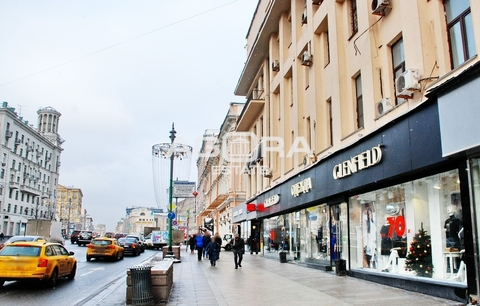 Продажа офиса, м. Тверская, Ул. Тверская - Фото 3
