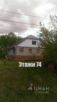 Дом в Челябинская область, Красноармейский район, с. Миасское ул. . - Фото 1