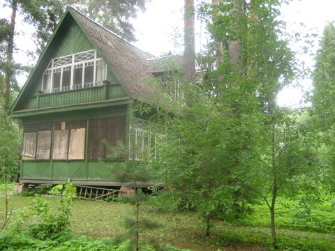Продаю дом 72 м2 в п.Ильинский, уч-к 10 сот, сосны, ИЖС, тихое место - Фото 1