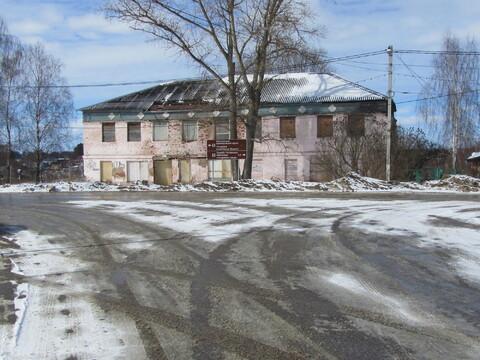 Продажа здания 346 кв.м. с.Ярополец Волоколамского района - Фото 1