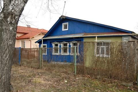 Земельный участок 19сот с домом в центре с. Сартаково Богород. р-на - Фото 1