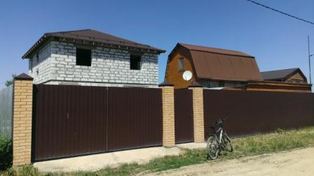 Жилой дом в пос.Каменское - Фото 1