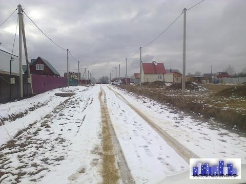 Участок 8 соток в д. Алексеевское - Фото 1