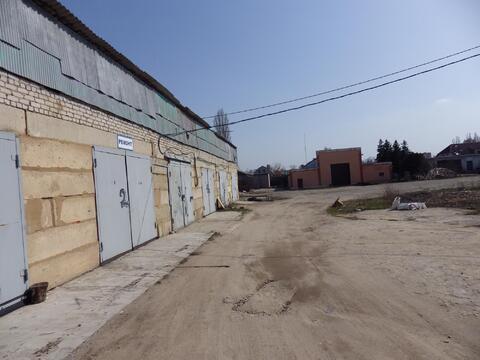 Сдам боксы на территории базы по улице Пугачёва, д. 1в - Фото 1