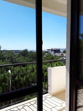 3-х комнатная квартира на центральной улице, панорамными окнами - Фото 5