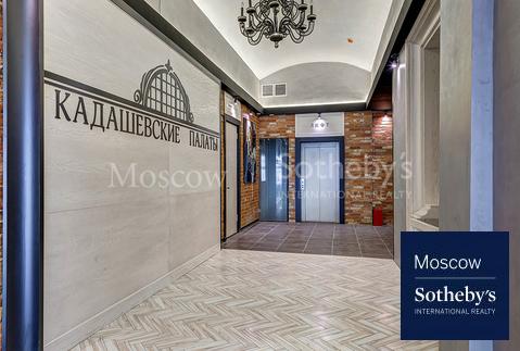 Двухуровневые апартаменты в Кадашевских палатах - Фото 4