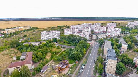 Земельный участок общей площадью 123 сотки (1,23 Га) в г. Саранск - Фото 1