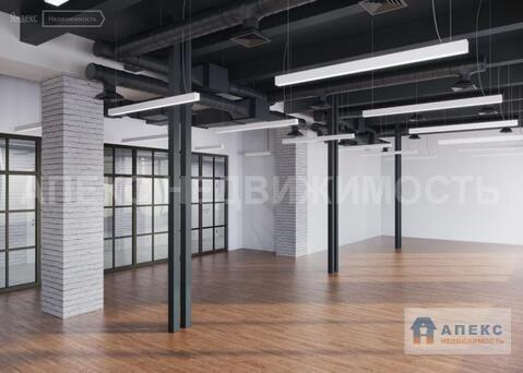 Аренда офиса 678 м2 м. Чкаловская в бизнес-центре класса А в Басманный - Фото 5