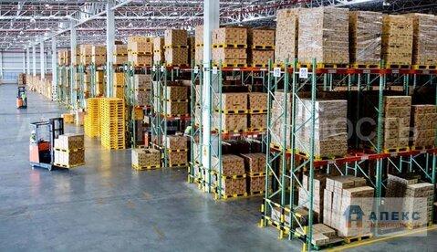Аренда склада пл. 7000 м2 Чехов Симферопольское шоссе в складском . - Фото 1