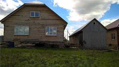 Продаётся дом 100 кв.м, на участке 10 соток в с. Райманово, по . - Фото 4