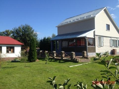 Загородный дом с участком в д. Замятино - Фото 3