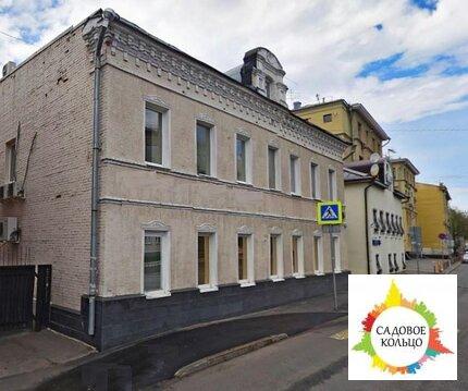Описание объекта Предлагается особняк в историческом центре Москв - Фото 1