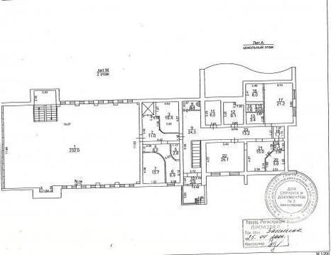 Помещение 1000 кв. метров, 3 этажа, действующий бизнес, арендаторы. - Фото 3