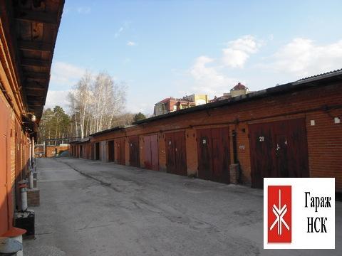 Продам гараж ГСК Гидроимпульс №37. Академгородка, вз, Терешковой 31 - Фото 2