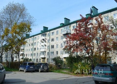 Продажа квартиры, Южно-Сахалинск, Ул. Милицейская - Фото 2