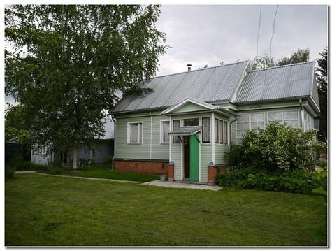 Дом из бревна в деревне Анкудиново ! Есть прописка, Моск - Фото 1