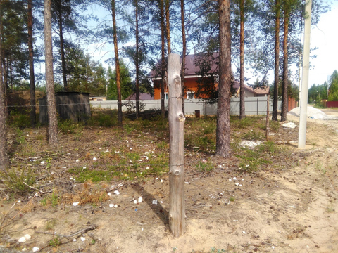 Судогодский р-он, Улыбышево п, земля на продажу - Фото 1