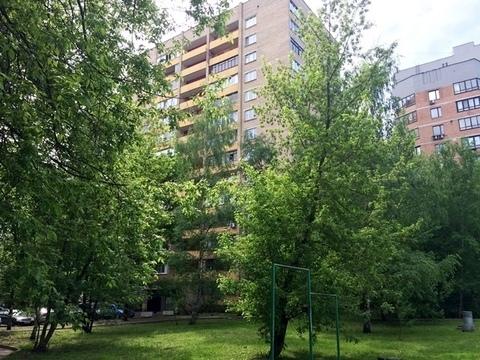 Двухкомнаятная квартира 53 кв.м. в Москве возле м. вднх, продажа - Фото 1