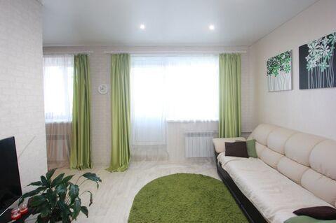 Трёхкомнатная квартира в Ялуторовске с ремонтом - Фото 3