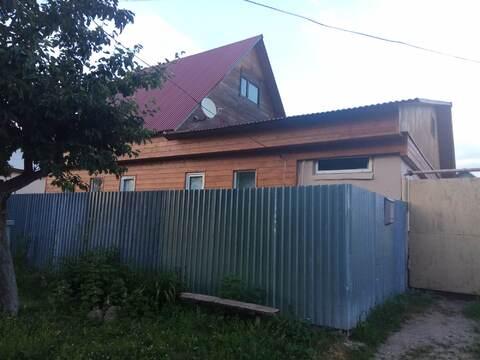 Г.Алексин, дом 80 кв.м, участок 7 соток - Фото 1
