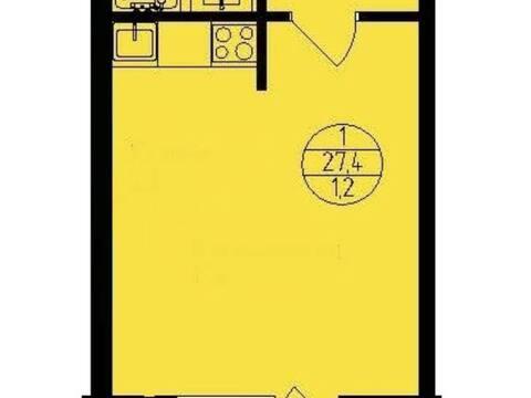 1 450 000 Руб., Продажа квартиры, Купить квартиру в Благовещенске по недорогой цене, ID объекта - 320294237 - Фото 1