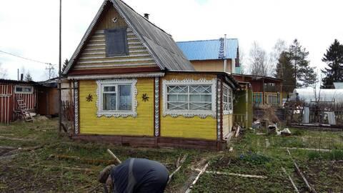 Дача , м. Морово, ст Отдых, 6 соток с домом - Фото 1