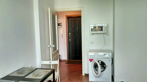 Сдам однокомнатную квартиру на длительный срок в р-не ккб. - Фото 5