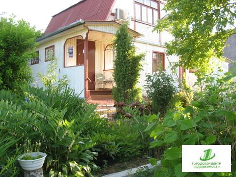 Отличная дача (2 дома) + баня) рядом д.Потаповское - Фото 1